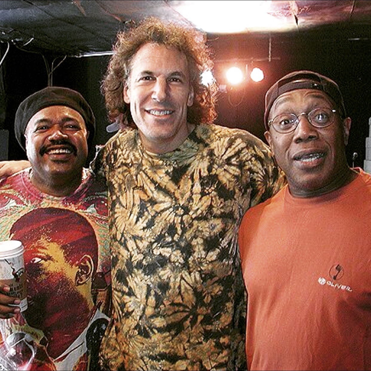 Dennis Chambers, JP & Billy Cobham