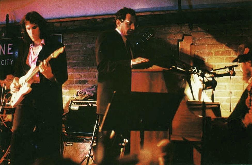 JP w/ Donald Fagen & Dr John - Rock & Soul Revue NYC '90