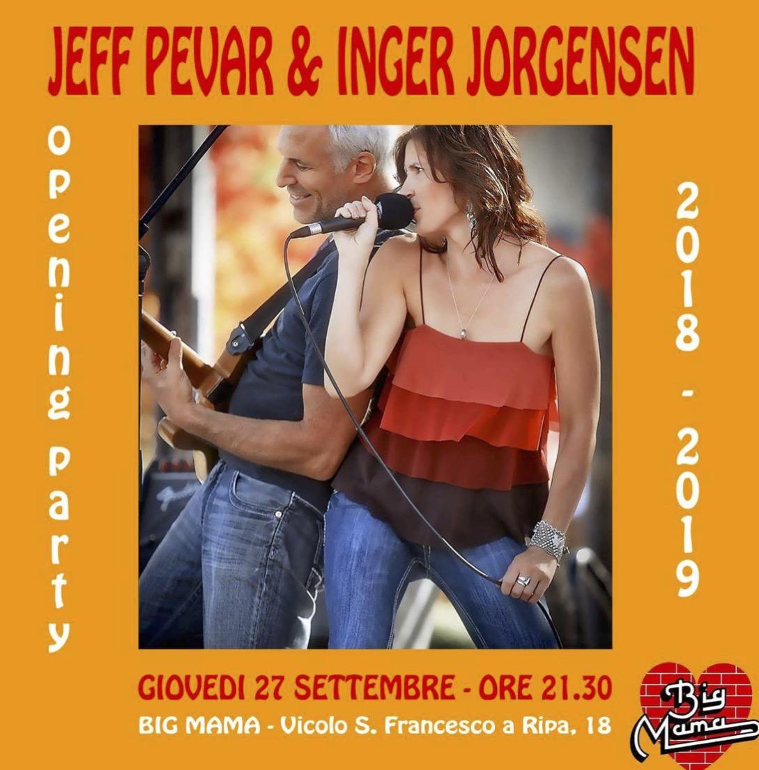 Jeff & Inger in Italy 2018