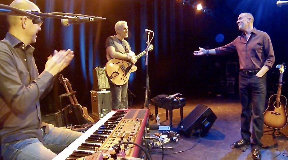 Trio Tour With Marc Cohn & Glenn Patcha 2015