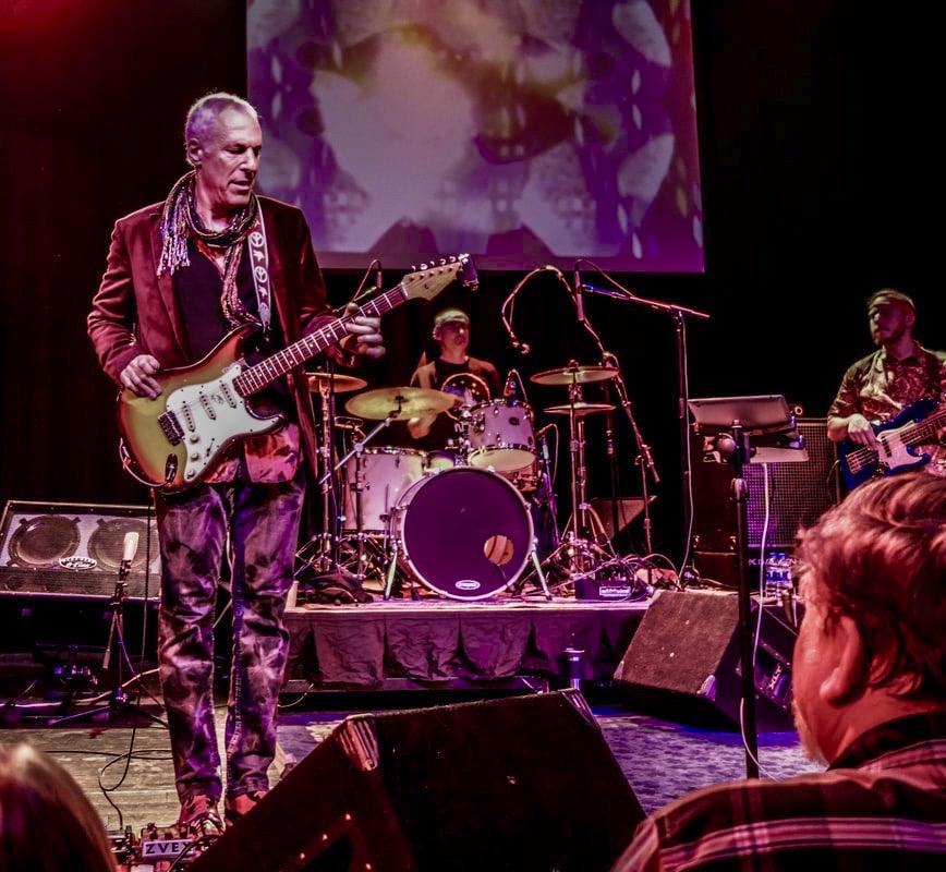 JP's Hendrix Trio - Photo: Mark Arinsberg