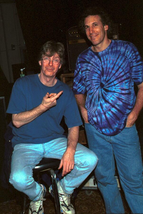 Phil Lesh & JP 2004