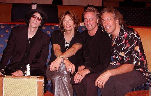 Peter Wolf, Steve Tyler, James Montgomery & JP