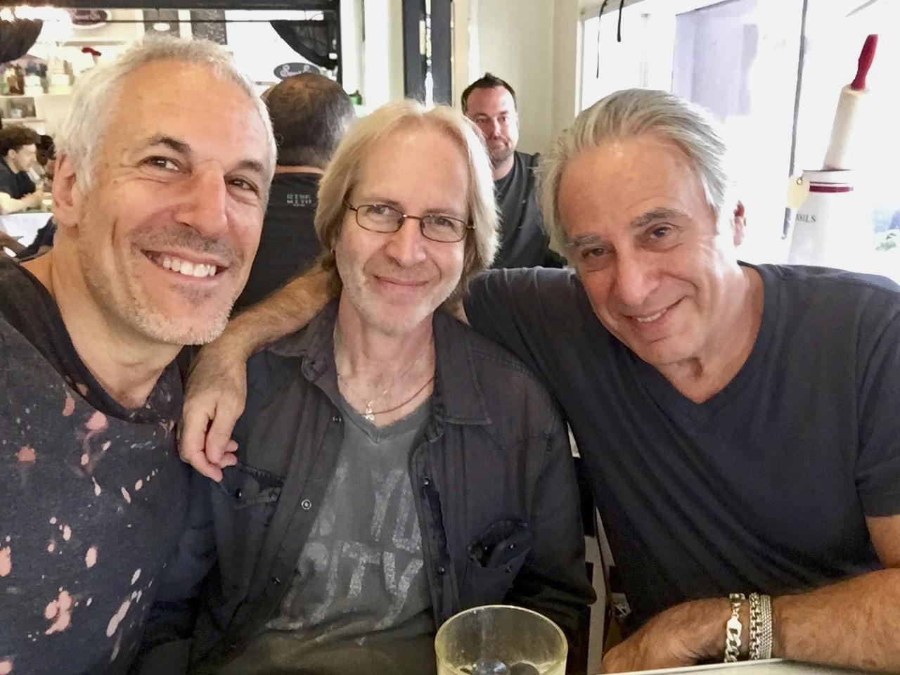 w/ Steve Postel & Danny Kortchmar