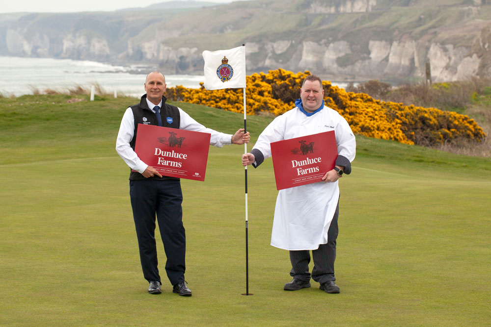 Dunluce Farms featured at Royal Portrush Golf Club