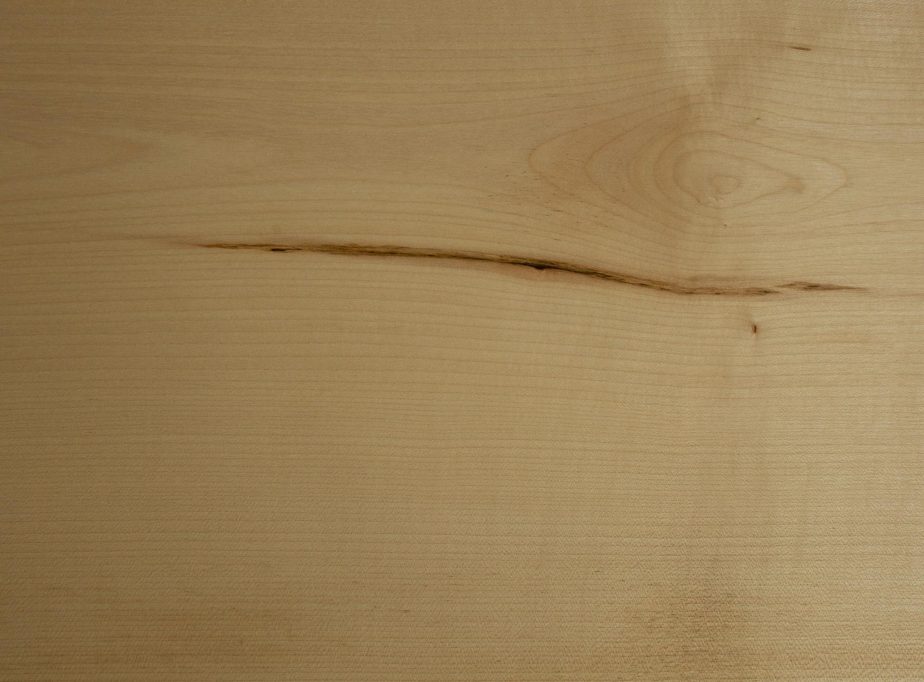 Holz mit Ast