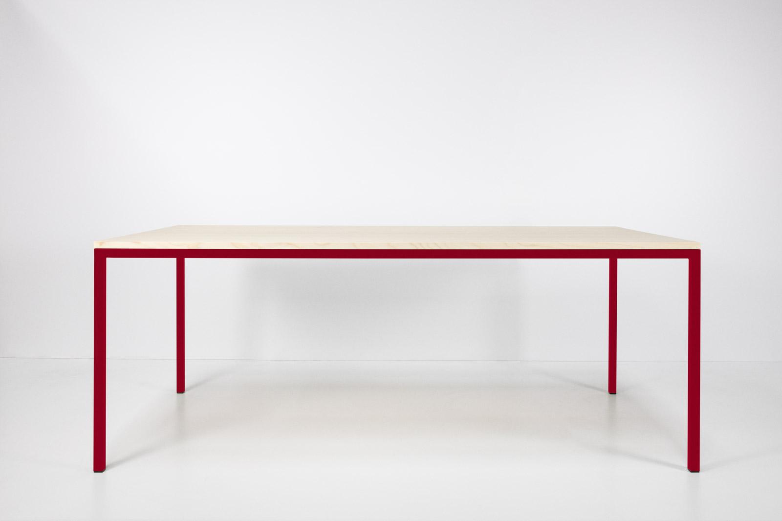 Tisch K1 - farbig