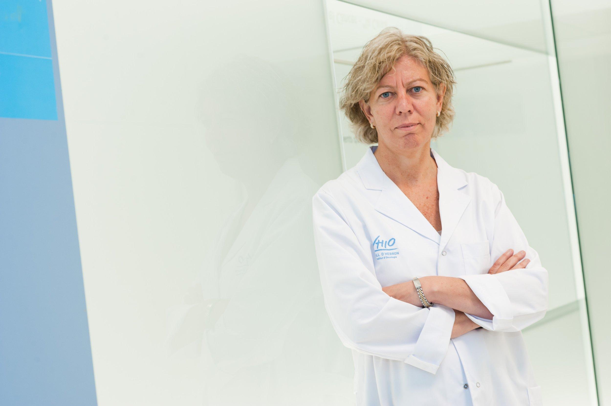 Enriqueta Felip - chemotherapy plus IO