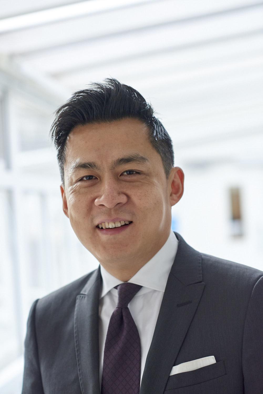 Professor Eric Lim, Conference Organiser