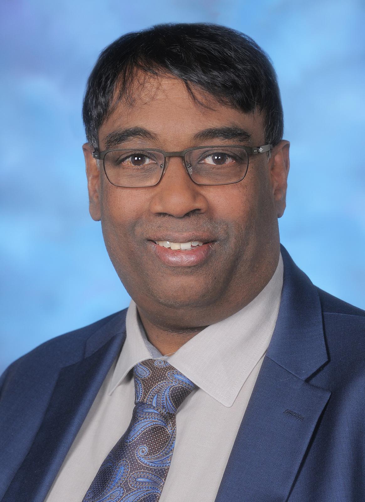 Hiran Fernando - SABR for high risk patients
