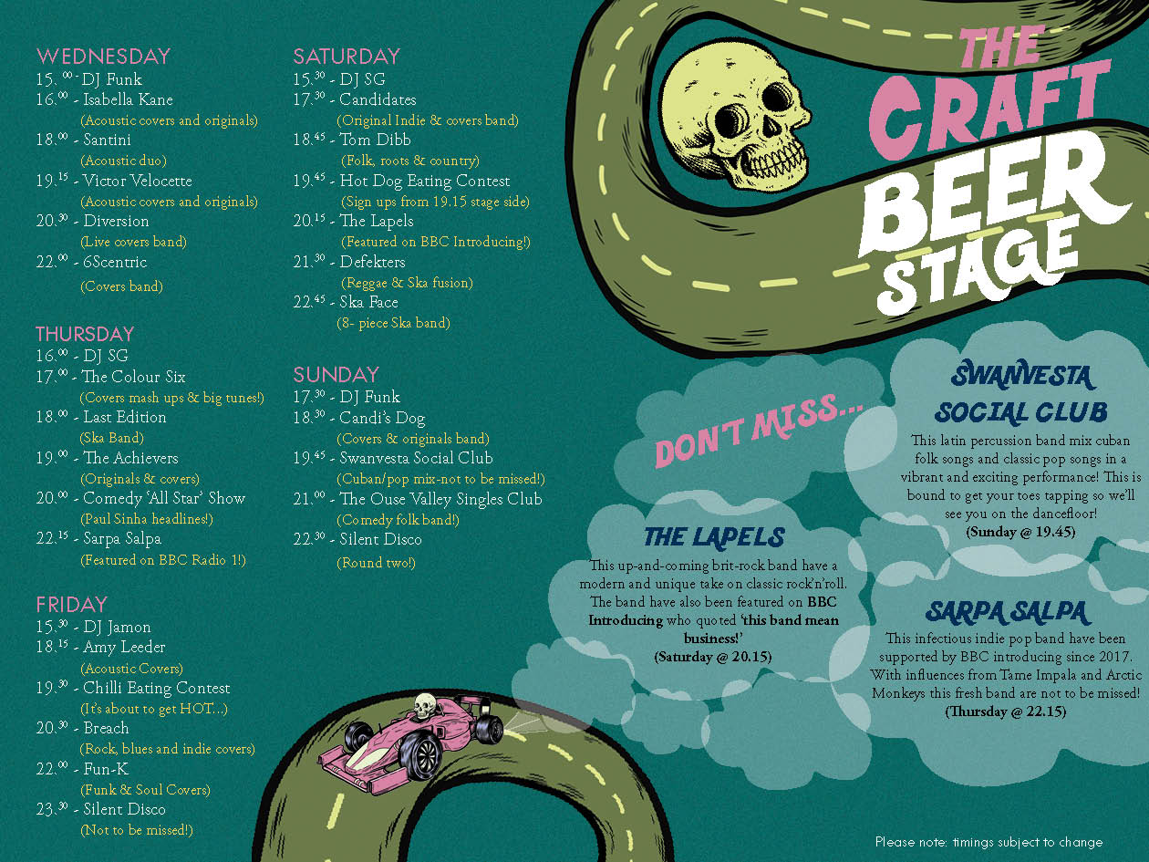 The Craft Beer Stage