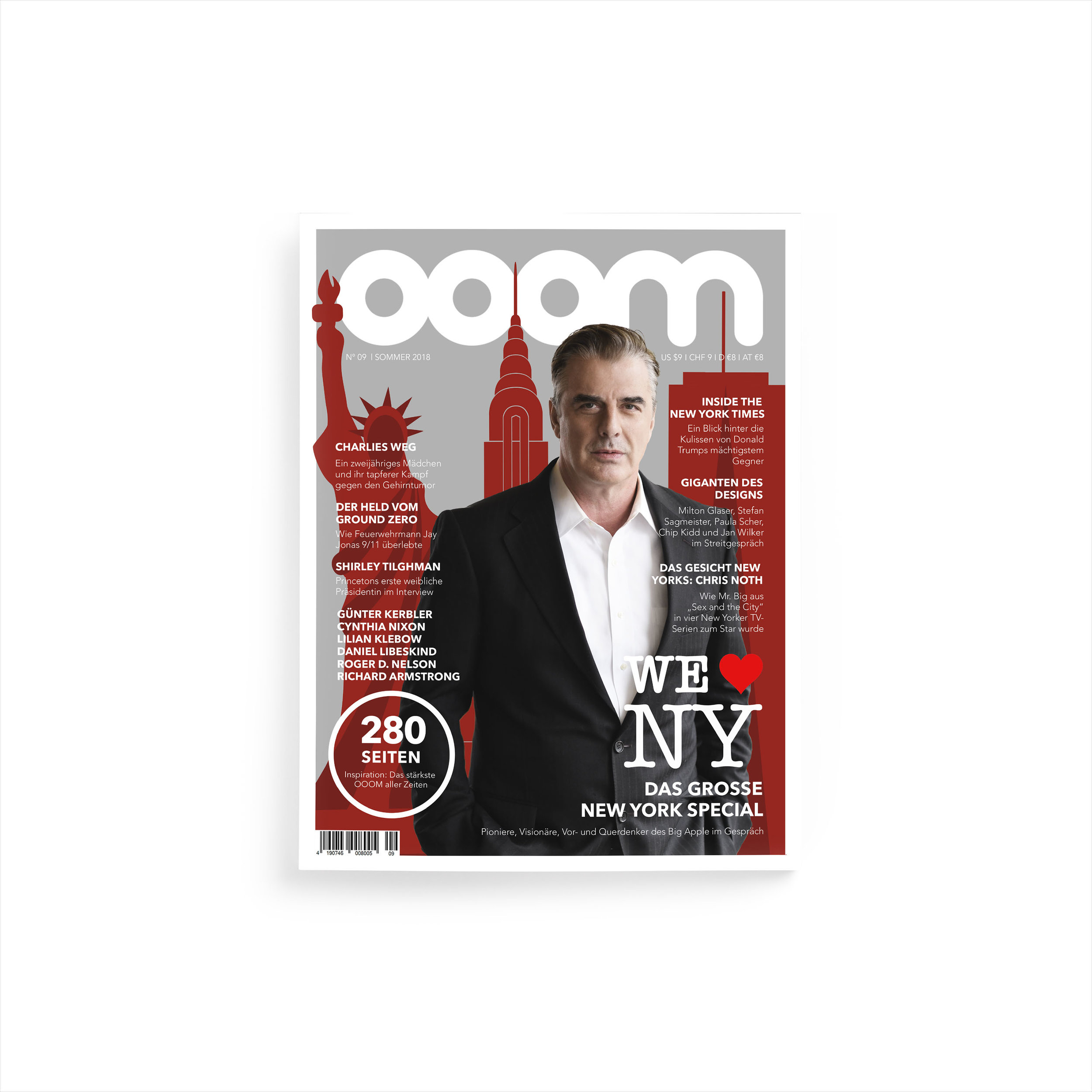 OOOM Magazine Issue New York