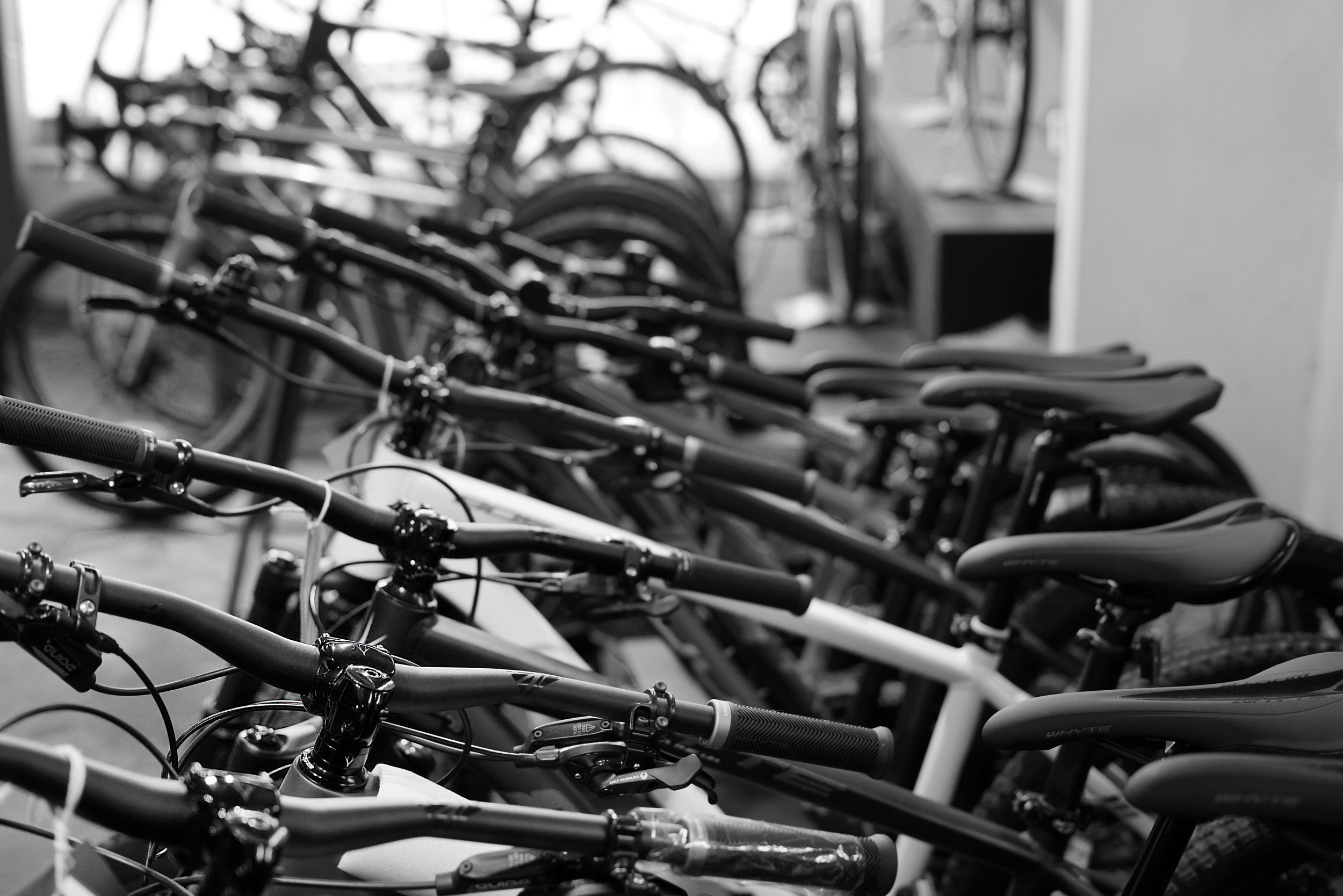 Campagnolo Pro Shop - We are a Campagnolo pro shop, that means we are fully trained by Campagnolo to service and repair all types of their products. We're also lucky to have the legend that is John Poyzer, who eats/sleeps/dreams Campagnolo. There's nothing Campagnolo have ever made that he doesn't know about, and we are the lucky team of peeps that he trains!