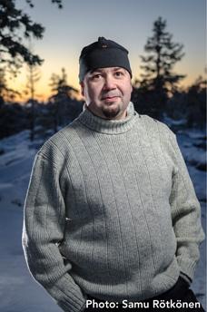 Mika Riipi - MaakuntajohtajaLapin Liitto