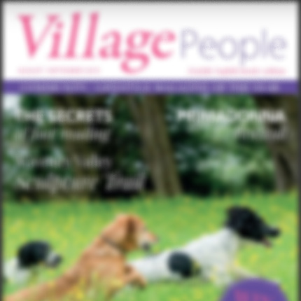 VILLAGE PEOPLE - Featured in the late summer edition of Village People, July 2019