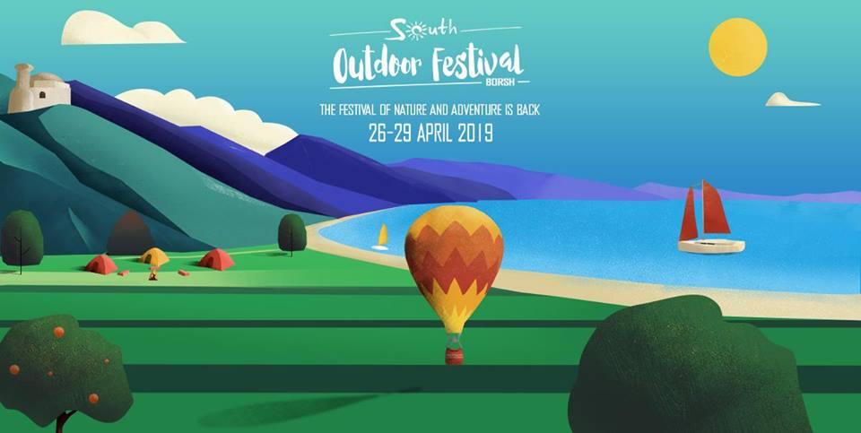 Kuvan oikeudet: South Outdoor Festival