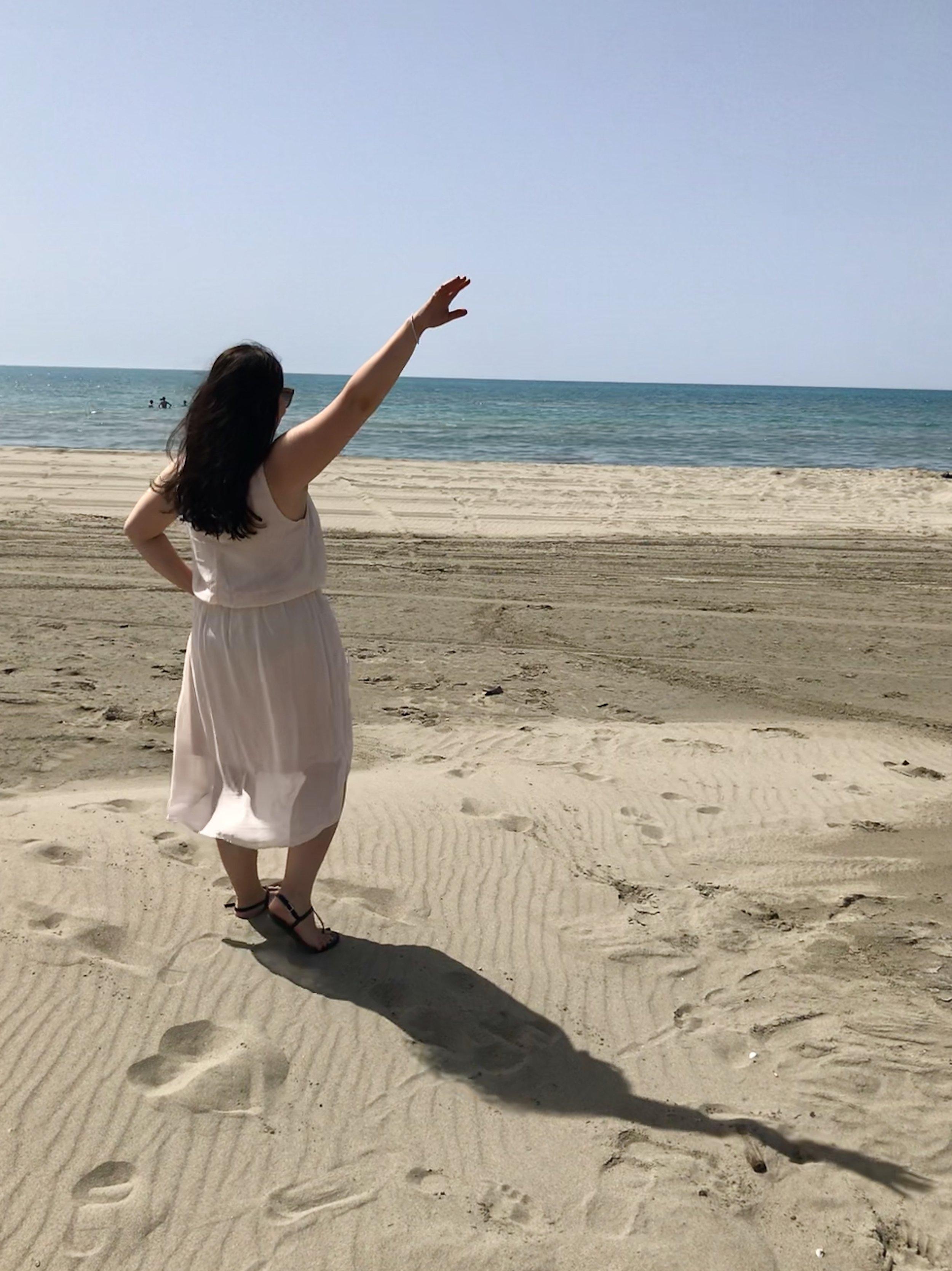 Pish Poron rauhalliset ja puhtaat hiekkarannat. Kuva: Arsen Duraj