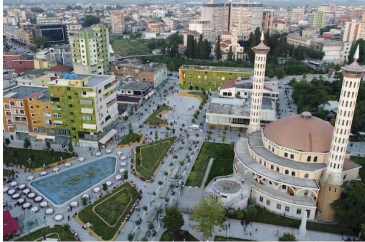 Kaupungin keskusaukio