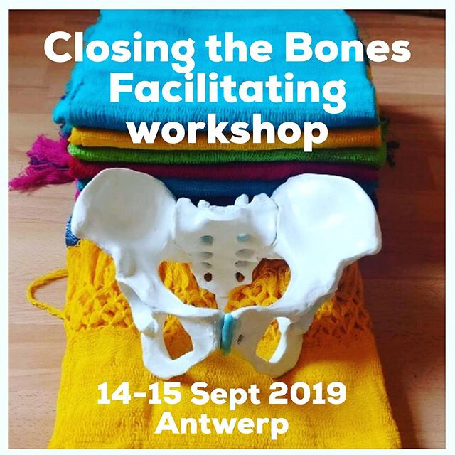 "Closing the Bones & Deeper into Closing the Bones Facilitating Workshop with @rajbir_japjeet_kaur  Saturday 14 & Sunday 15 September 2019 9.30am-5.30pm each day @ Padme Therapy, Meirbrug 1, 2000 Antwerp, BELGIUM  Would you like to learn how to offer the beautiful Closing the Bones ceremony to other women? The Closing the Bones ceremony (CtB), sometimes also known as Rebozo massage, is a deeply nurturing treatment that focuses on the abdomen and hips (with also upper body work possible), and that can include Rebozo massage techniques for the entire body (shoulders, torso, back, hips, full arms and legs). Although it's not only a postnatal practice (keep reading!), CtB is traditionally done during the postpartum period (the 40-day ""4th trimester"" of pregnancy) to support women who have recently gone through the extremely opening experience of pregnancy, labour and childbirth (during which a woman allows another soul to take birth through her). It helps a woman to find her own self and centre again and allows her to be sealed back into herself. Yet, the sealing or closing can still be done decades after a woman has given birth with the same extraordinarily transformational effects. Moreover, CtB is also incredibly healing after the loss of a baby, a miscarriage, stillbirth or abortion. Yet, it is not an exclusive postpartum treatment... The massage can be used to mark major times of transition in a woman's life (irrespective of whether she has given birth or not), such as young girls starting their period – most women indicate to feel tremendous relief from period pains when receiving the massage on the first few days of their menstruation – , marriage, divorce or the end of a relationship, moving home, transitioning between jobs, marking the menopause, ... And its magic doesn't end there: it can also be used to support men, women and children who suffer from anxiety, shock, trauma, PTSD, ADD, autism, or who feel overwhelmed or over-stimulated. Anyone with a pelvis will benefit from CtB! You can read a lot more about what Closing the Bones entails, and what treatments look like, on the webpage http://www.shuniya-yoga.org/closing-bones-ceremony/  #women #postpartum"