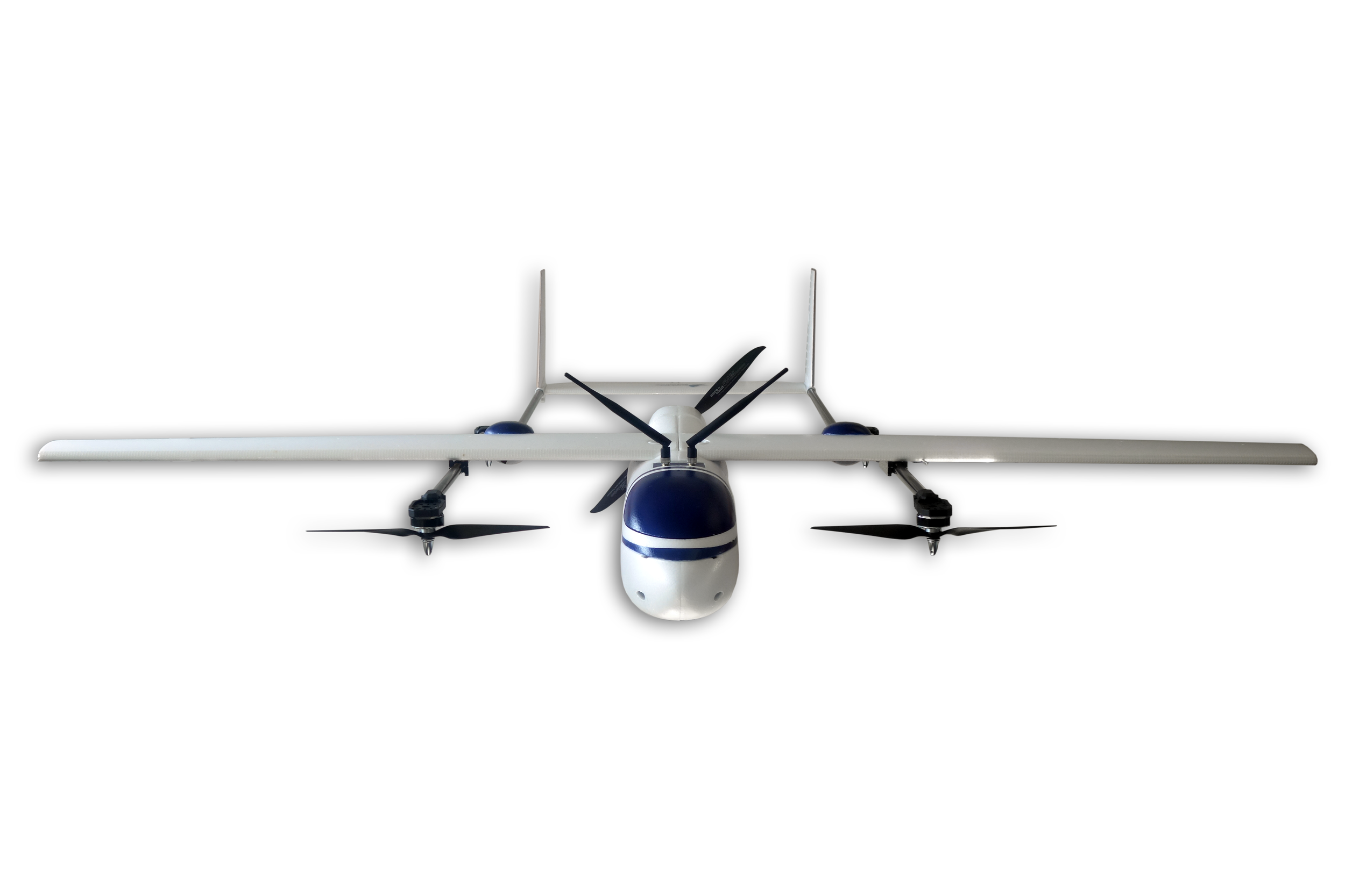 Efficient Propellers - Endurance is all about efficiency. Our unique experience in continuous solar flights taught us how to design the best propulsion systems for an optimal flight time. Our high efficiency folding propeller provides the highest level of thrust while being silent during the flight.