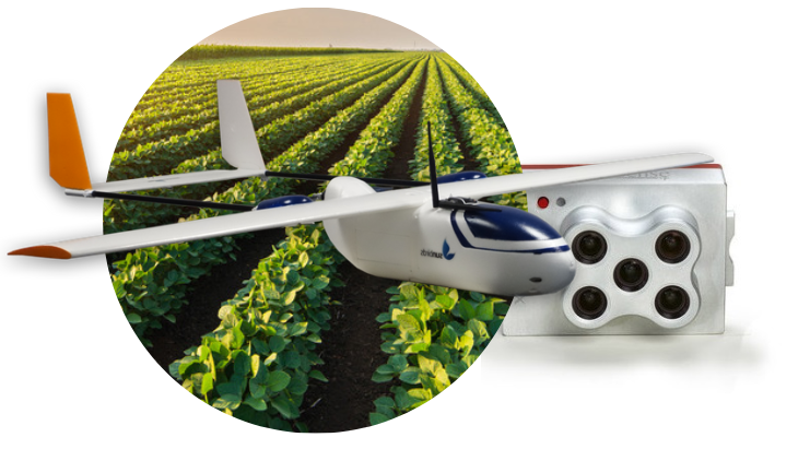 Tigerwing AG-PRO® - An Affordable & Ready-To-Use Solution for cost-efficient Precision Agriculture.€10,520.00