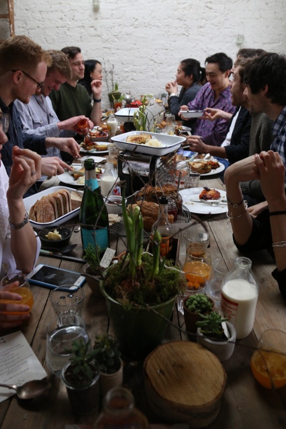 The Hill Food Company Columbia Road pop up 2