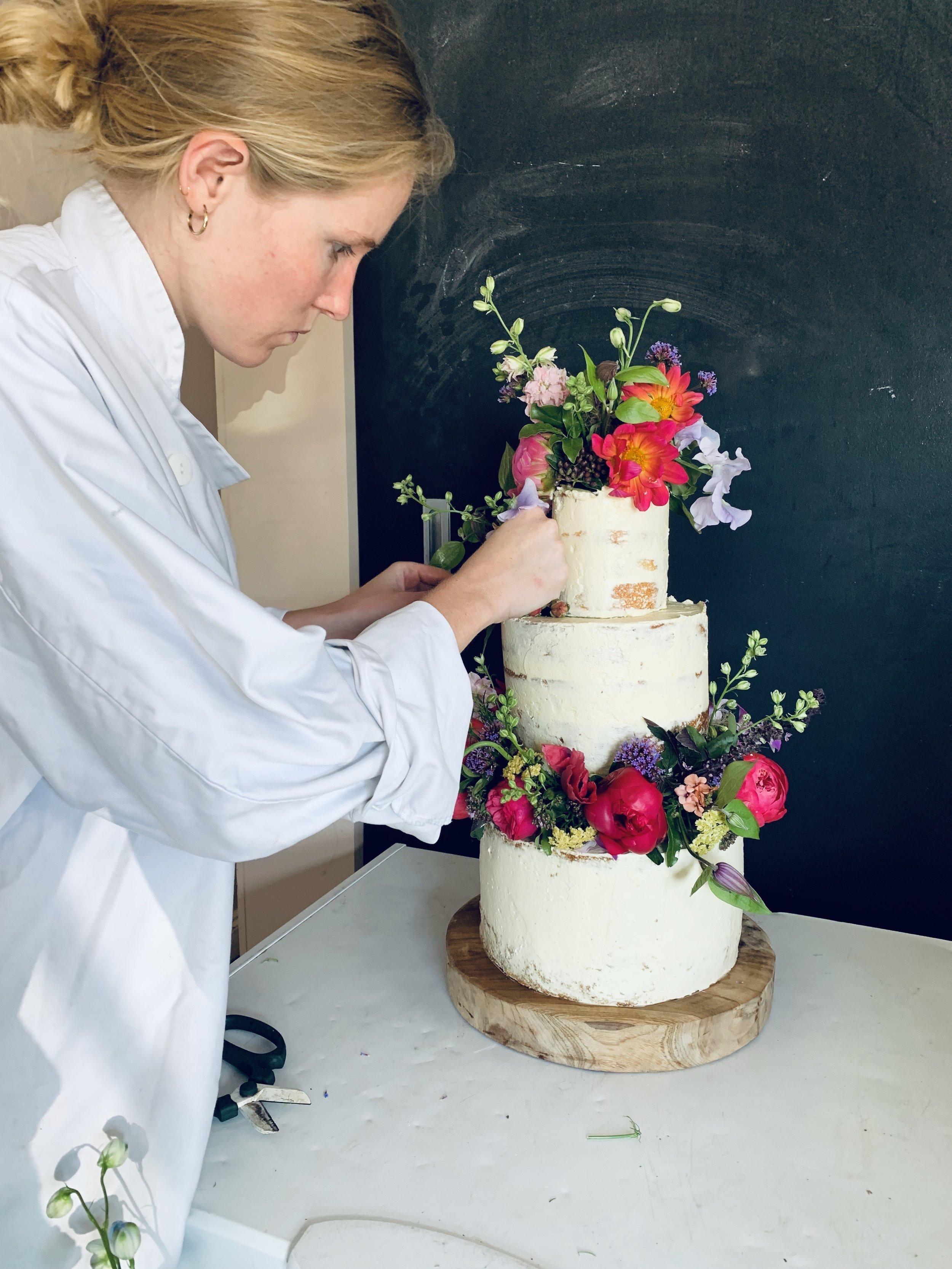 The Hill Food Company wedding cake 2 .JPG