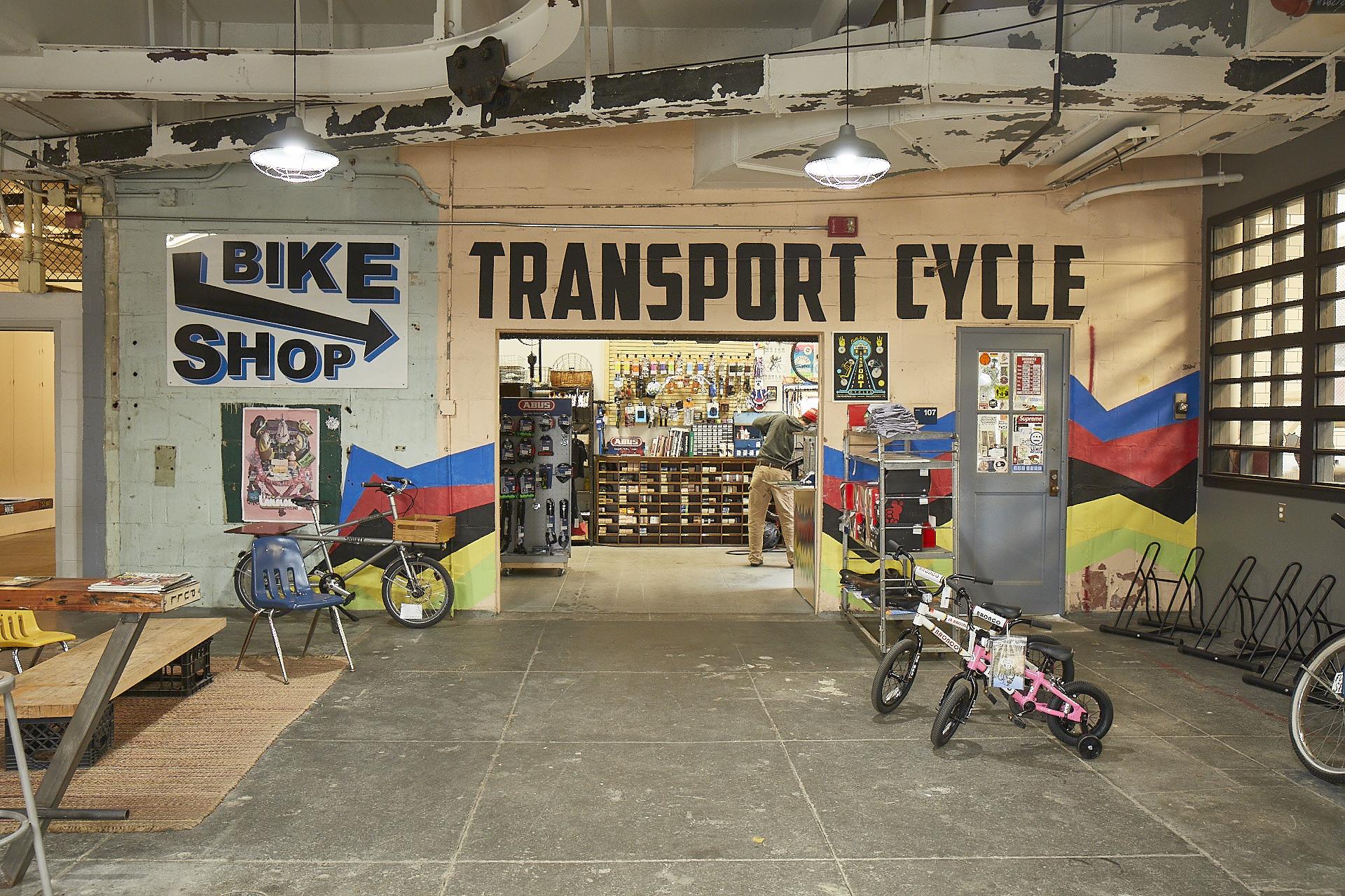 Transport Cycle Bike Shop