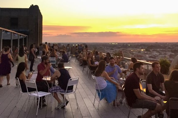 Headed to Bok for those skyline views? Here's what to do downstairs - Billy PennThere's a lot more going on at the former Bok Technical High School than just drinks with a skyline view.
