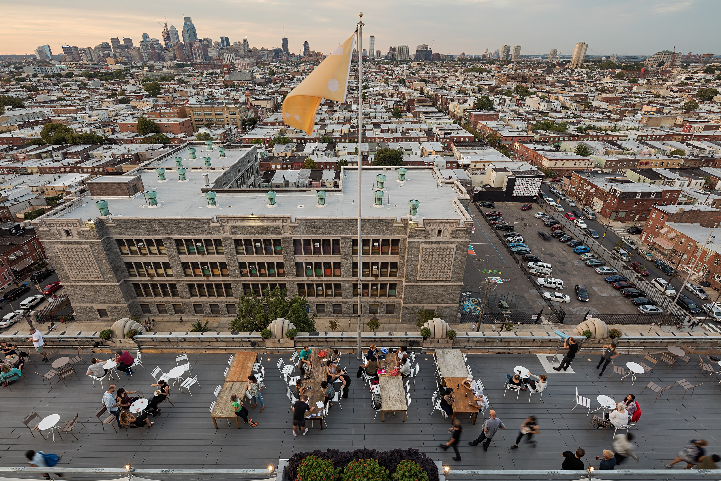 Philadelphia Spotlights Design That Solves Problems and Builds Community - Architectural DesignThe 14th annual DesignPhiladelphia festival took over the City of Brotherly Love for 11 event-packed days.