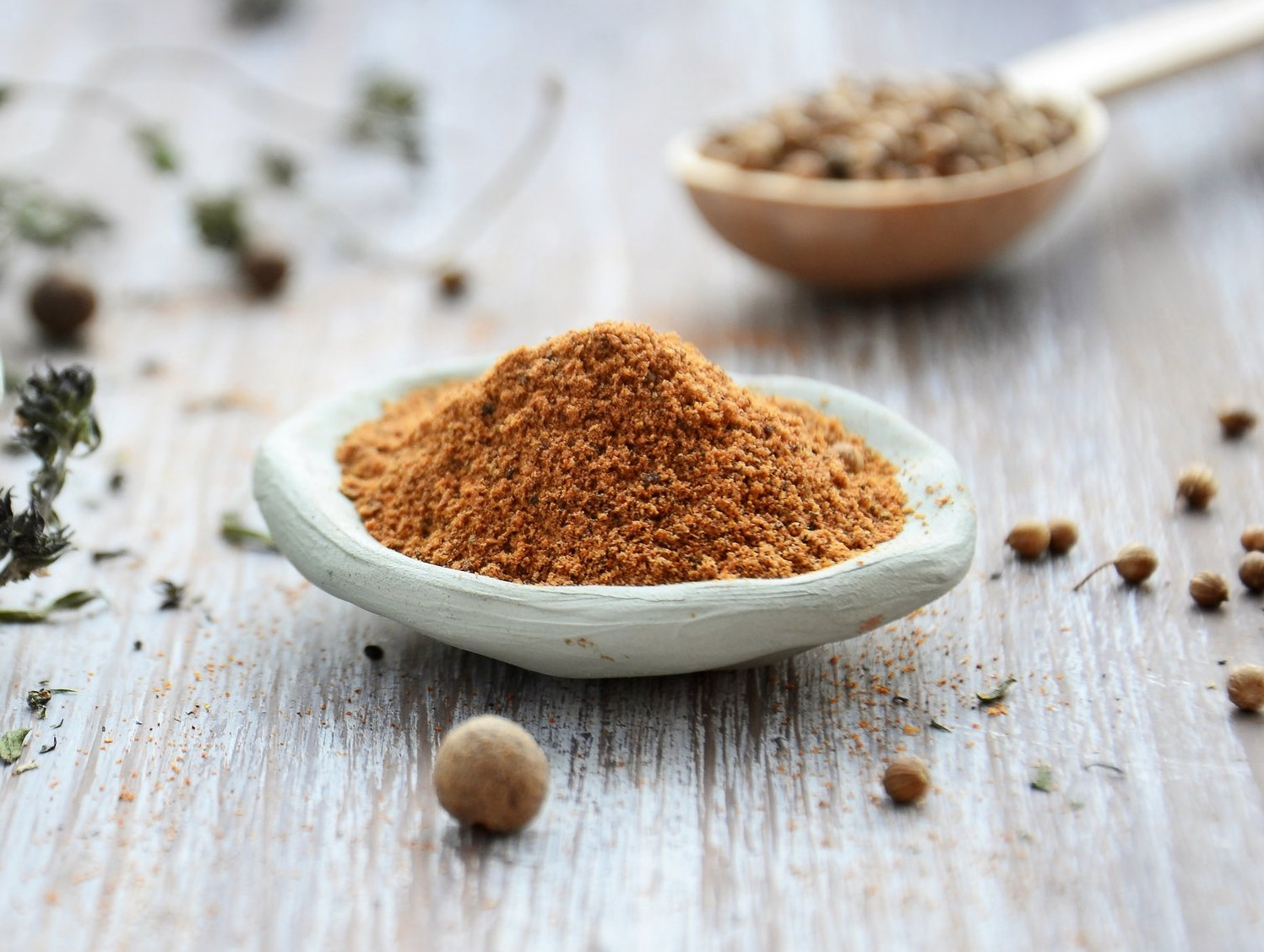This Egyptian spice mix is a great addition to your herb rack.