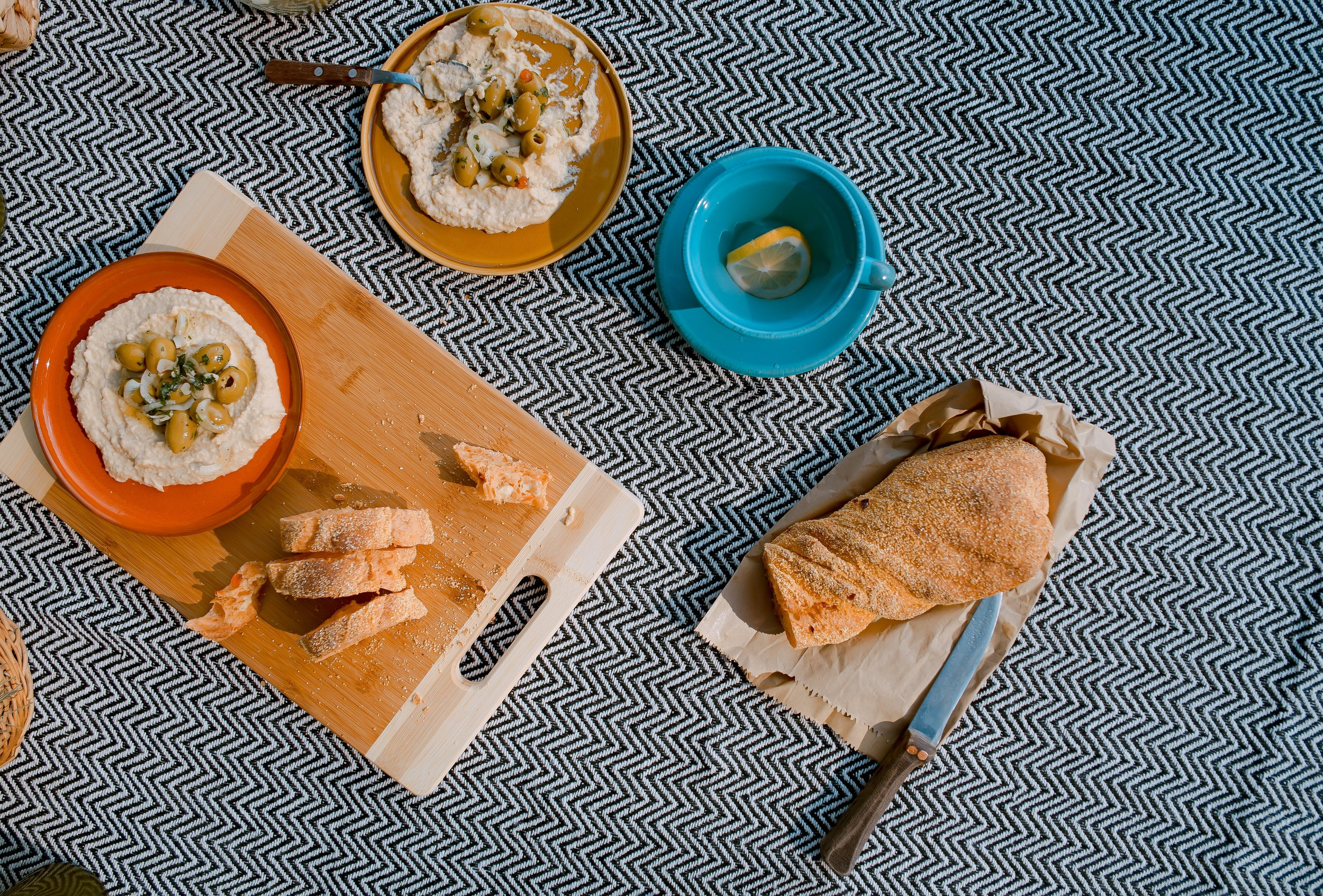 Hummus has established itself as one of the UK's favourite dips.