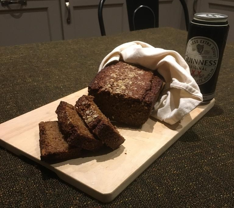 Try Catherine Kennedy's Guinness bread made with a bottle of the black stuff. Photography by Gordon Kennedy.