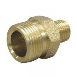 machined part brass fitting