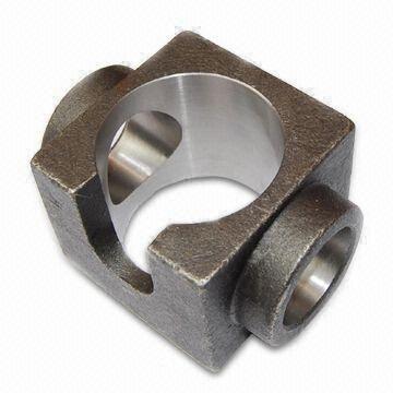 cnc machined part aluminum