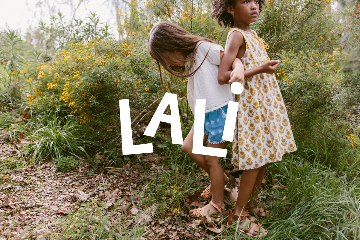 Lali Kids, Her Studio