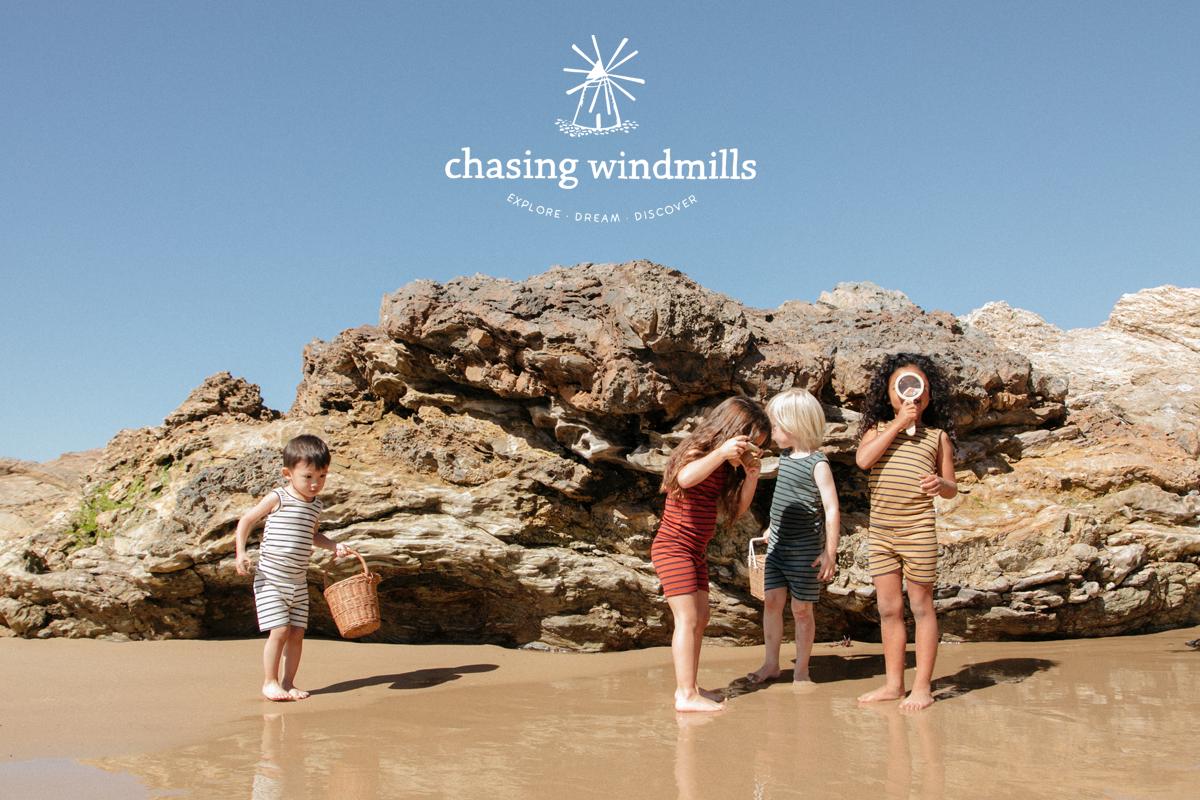 Chasing Windmills, Her Studio