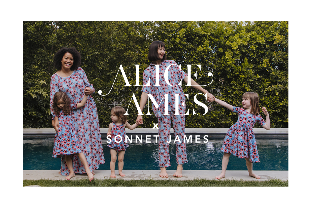 Her Studio, Alice and Ames and Sonnet James