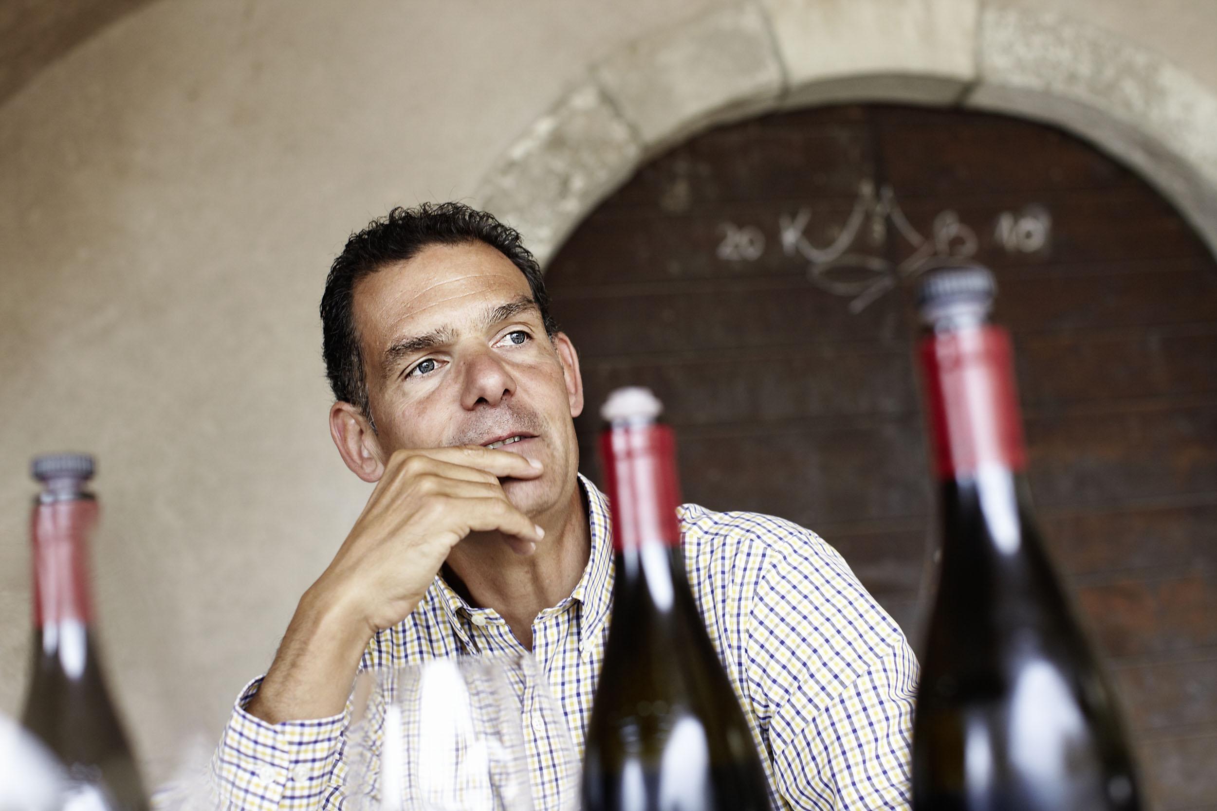 Helmuth Zozin, Süd Tirol, Weingut Manincor