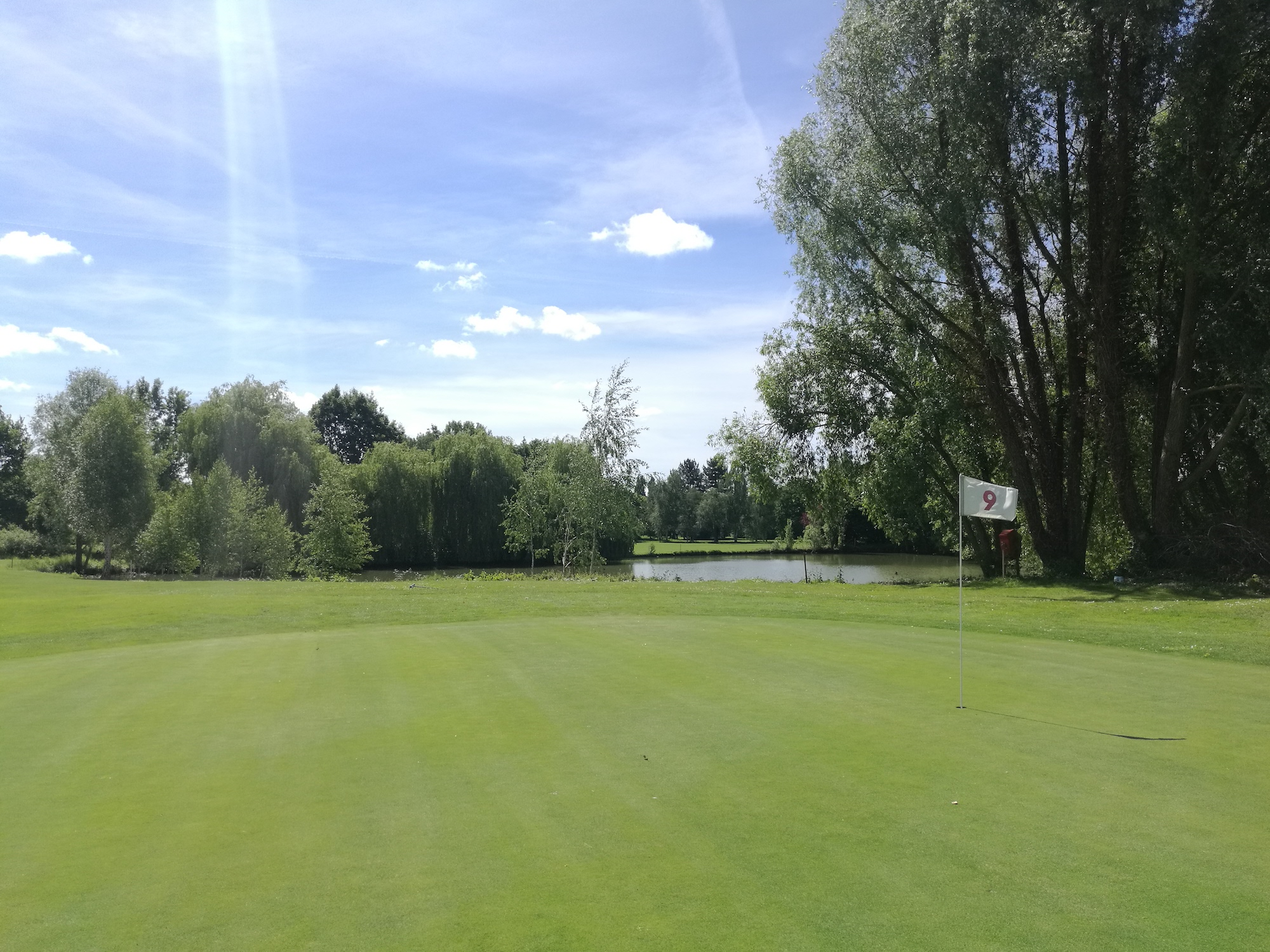 Green number 9 Anjou Golf 2.jpg