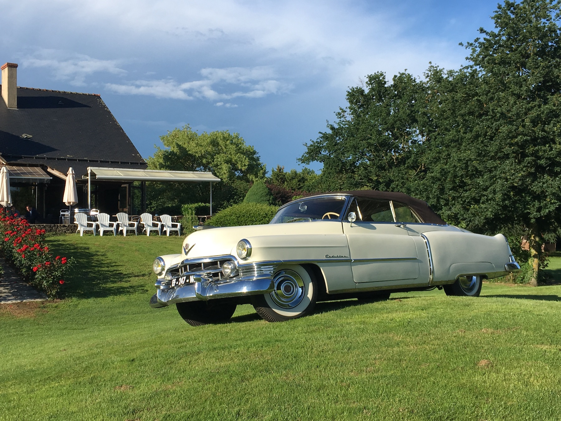 Classic Cars - Anjou Golf & Country Club 6