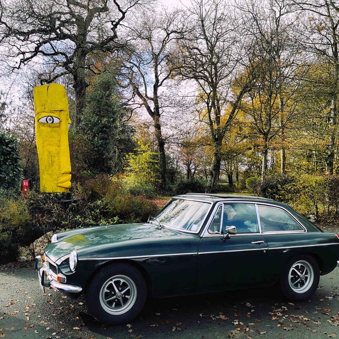 Classic Cars - Anjou Golf & Country Club 12