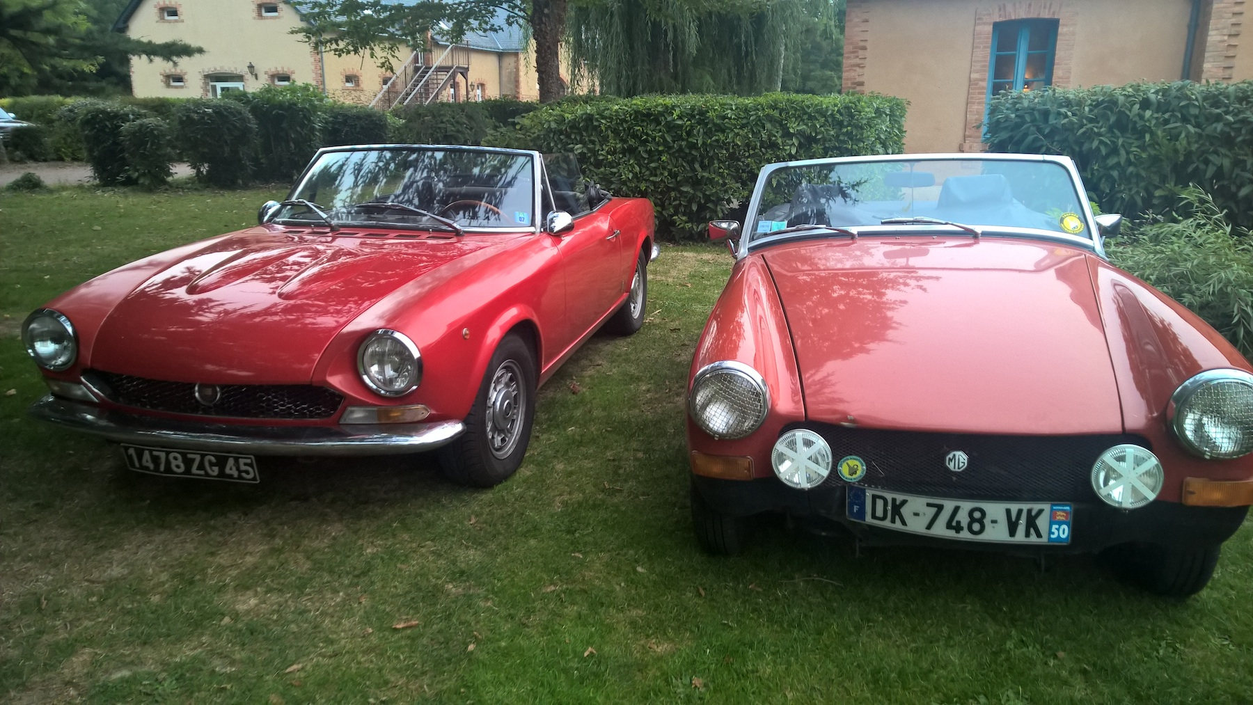 Classic Cars - Anjou Golf & Country Club 1