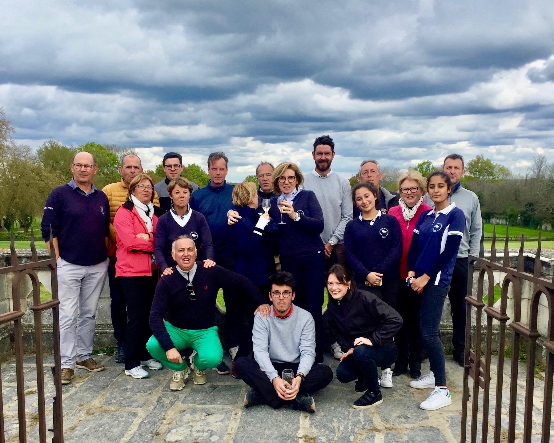 Anjou Golf championnat departemental 2019.jpg