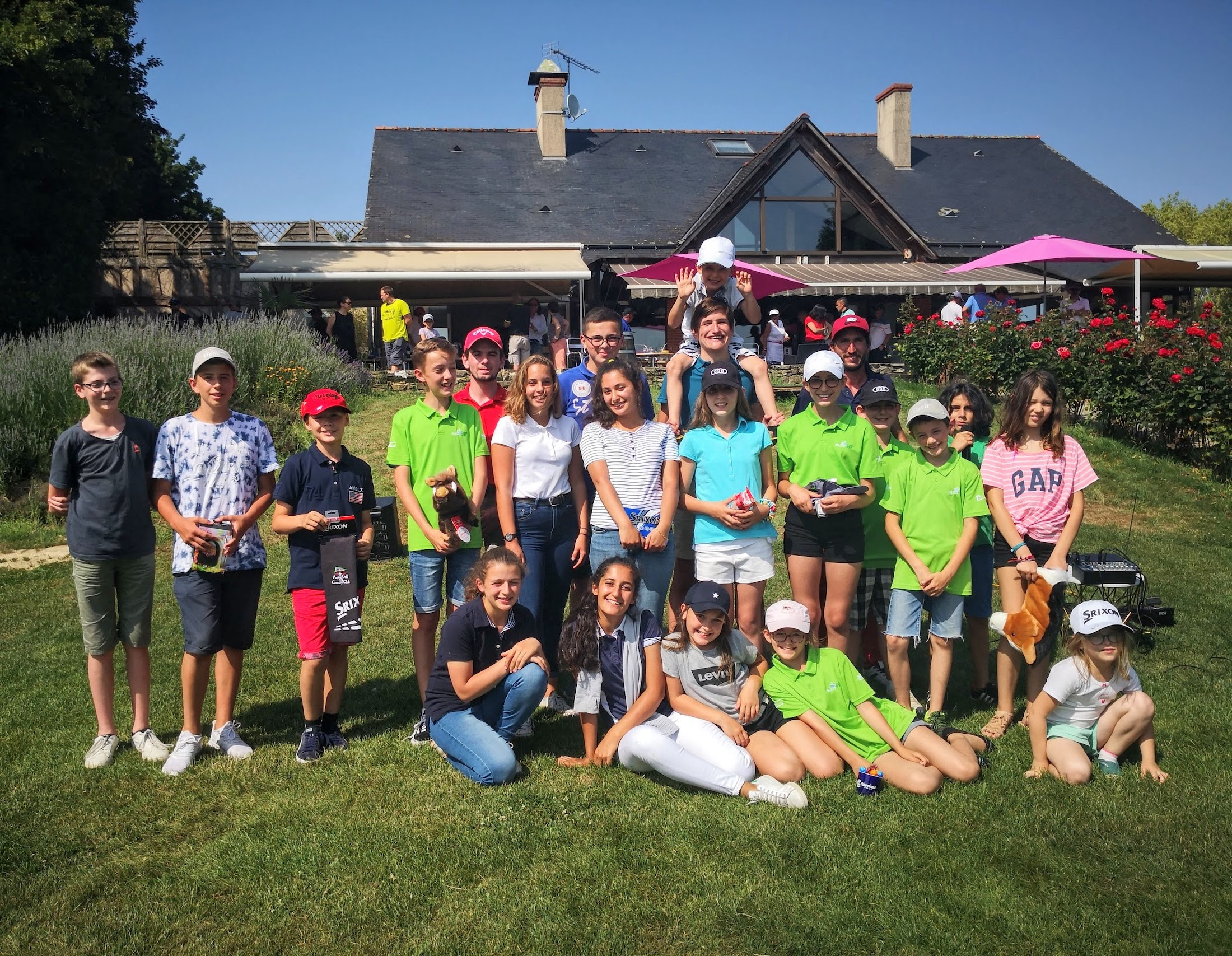 Ecole de golf rentree 2019 Anjou Golf .jpg