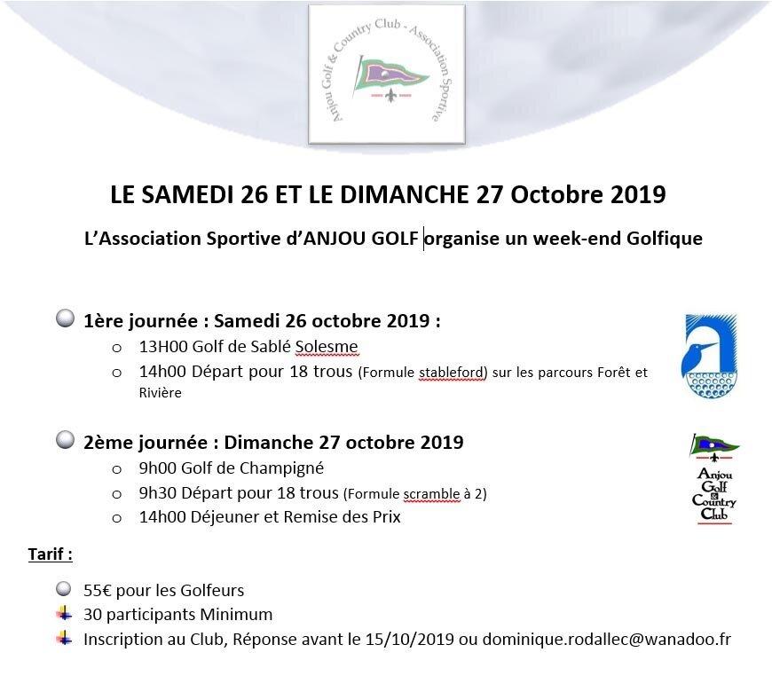 Anjou Golf Weekend Association sportive.jpg