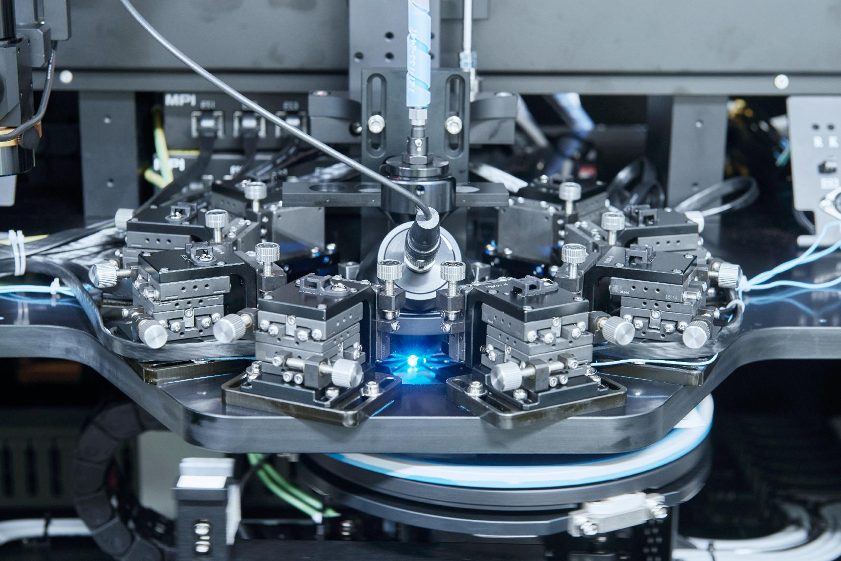 High tech semiconductor manufacturing unit