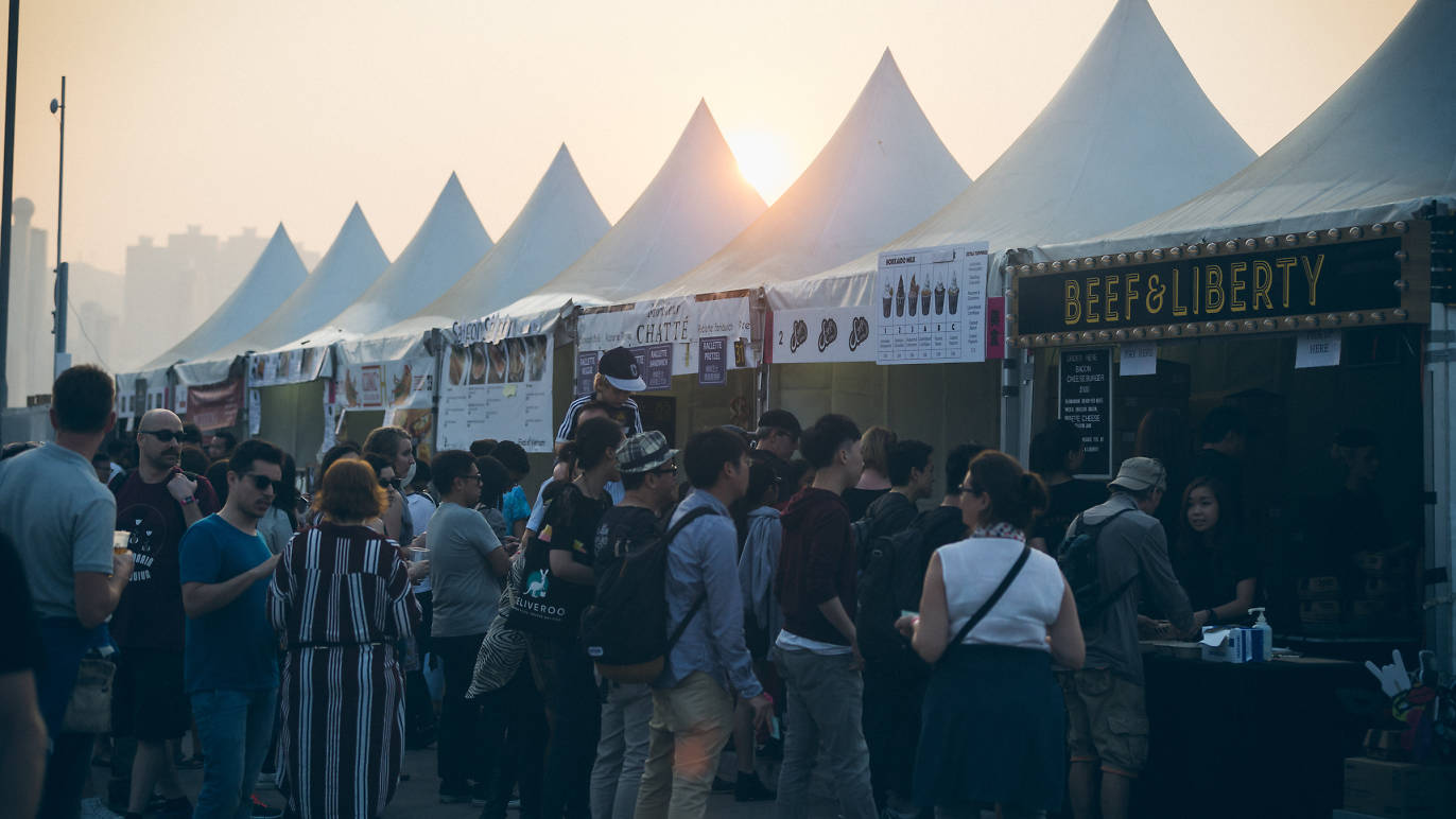 Our Comprehensive Foodie's Guide to Clockenflap -