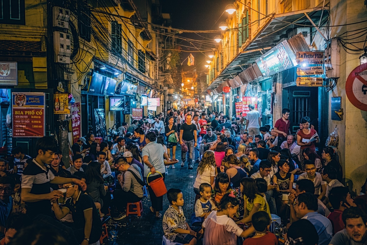A Brief History of Hanoi's Bia Hoi Culture -