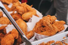 In Defence of Deep Fat Frying -